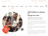 CRE8TIVEBOT on a Mission to Change Your View