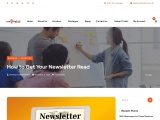 CRE8TIVEBOT How to Get Your Newsletter Read