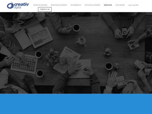 Web Design Solutions in Sydney