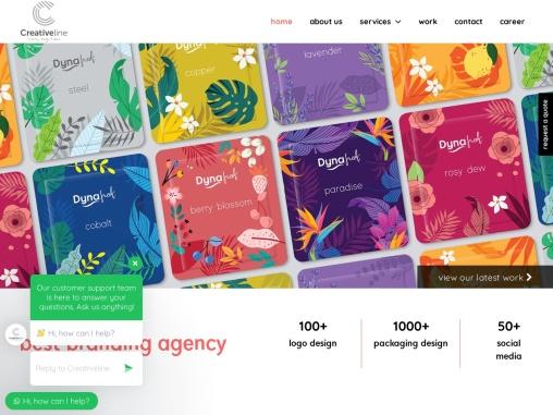 logo design agency   logo design company – CreativeLine