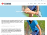 Sports Injuries Physiotherapy – Credence Physiotherapy Centre in Calgary
