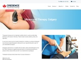 Ultrasound Therapy in Calgary – Credence Physiotherapy – NE, Calgary