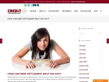 How Can Debt Settlement Help You Out?