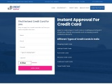 Apply For Credit Cards, Loans and Insurance with CreditRupay