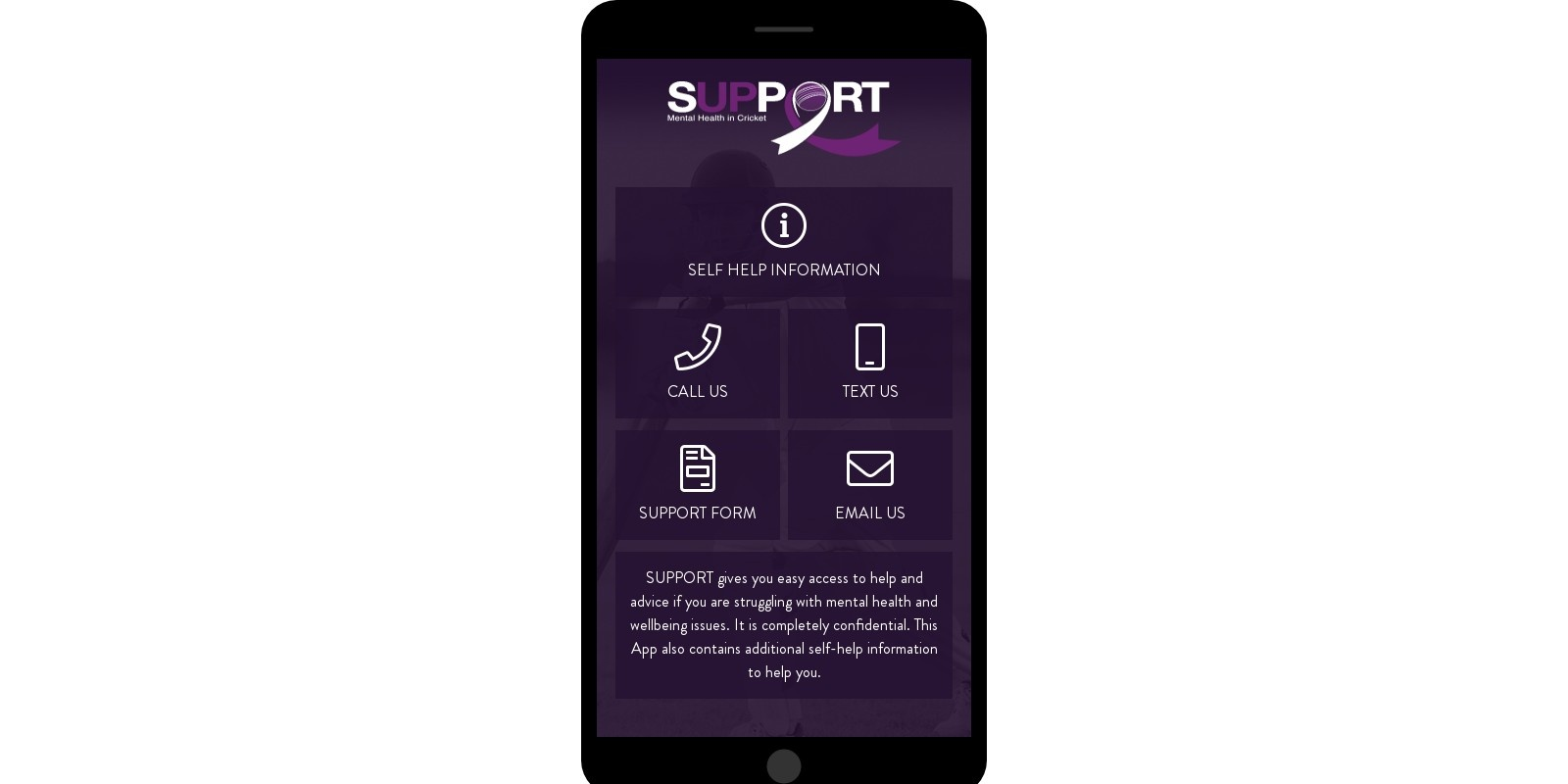 Preview of https://www.cricketsupport.org.uk/