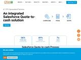 Salesforce Quote To Cash (CPQ) Solution Provider