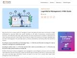 Legal Matter Management: A Wiki Guide