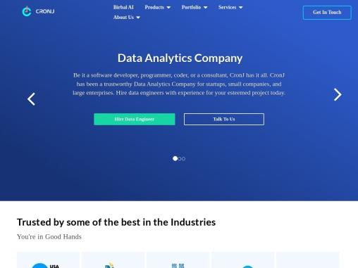 Data Analytics Company   Hire Data Engineers