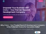 Reactjs development company