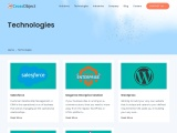 Web technologies for business