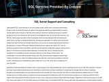 My SQL Database Services in Hyderabad