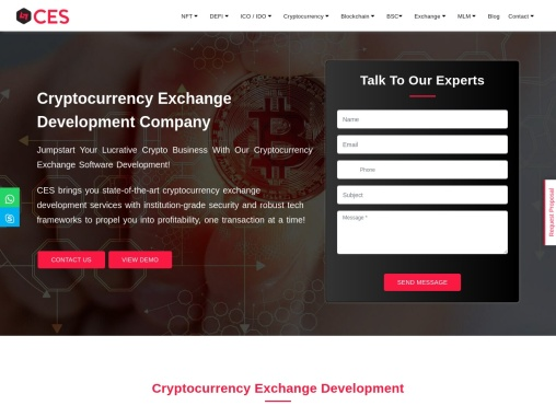 Manage your crypto trading business efficiently with a Cryptocurrency exchange software