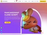 Pancakeswap Exchange Clone Script – To Start DeFi DEX on Binance Smart Chain