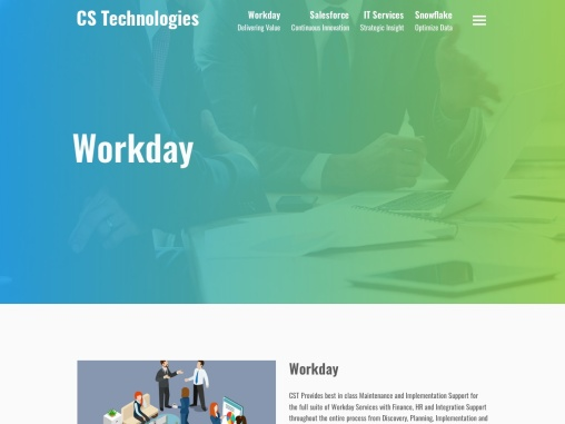 Workday Leaner and Efficient Services for Enterprise Business Houses