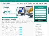 Ansys Training Courses in Coimbatore | Ansys Training Institute in Coimbatore