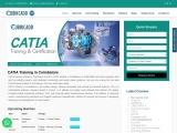 Catia Training Center in Coimbatore   Best Catia Training Institute in Coimbatore