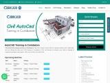 AutoCad Centre in Coimbatore | Ansys | Civil | Catia Training in Coimbatore