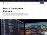 ReactJs Development Company | Hire ReactJs Developer