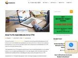 How To Fix QuickBooks Error 1712