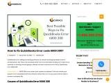 ways to Fix QuickBooks Error 600 308