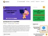 QuickBooks Error Code 99001 (Complete Guide to fix)