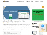 QuickBooks Online Advance: How To Use – Currace.com