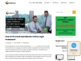 How to solve QuickBooks Online login problem?…