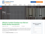 Curtain Cleaners   Professional Curtain Cleaning Services Melbourne