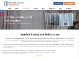 Curtain Cleaning and Maintenance Melbourne  – Curtain Cleaners Melbourne