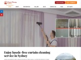 Curtain Cleaning Sydney | Curtain Cleaners Service, Blinds Cleaning in Sydney