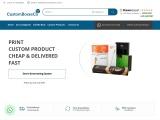 Custom Boxes | Custom Printed Boxes | Custom Packaging Boxes