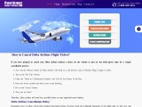 How To Cancel Delta Airlines Flight Ticket | Cancellation Policy