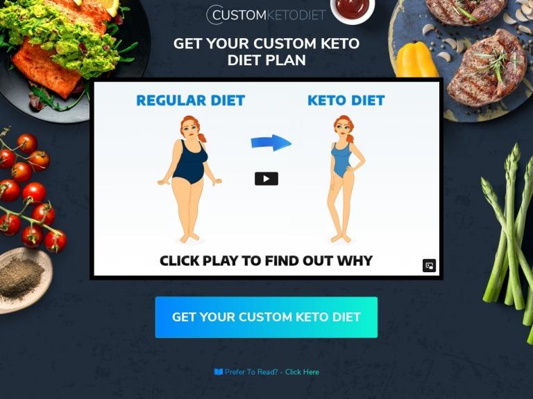 Custom Keto Diet screenshot