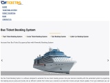 How to use Bus ticket booking system and  Ticket booking system