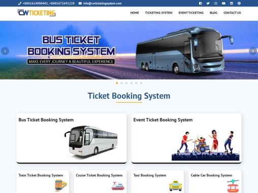 Bus Ticket Booking System | Ticket Booking System