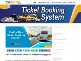 Online ticket booking system | Bus ticket booking system