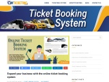 Online ticket booking system important to booked Ticket booking system