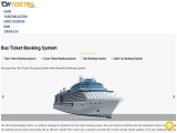 Online Bus Ticket Booking system | Ticket booking system