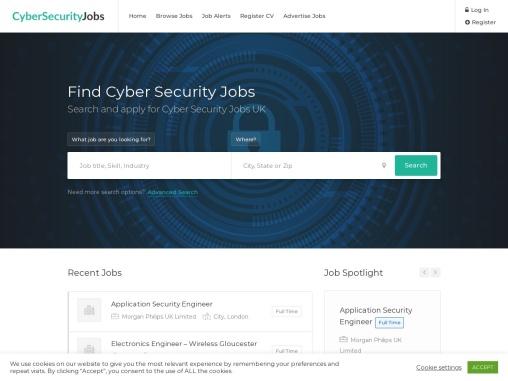 Cyber Security Jobs & Careers, IT Security Engineer Jobs