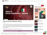 Odoo 14 Fiscal Localization – Mexico