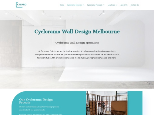 Cyclorama Wall design Specialists,