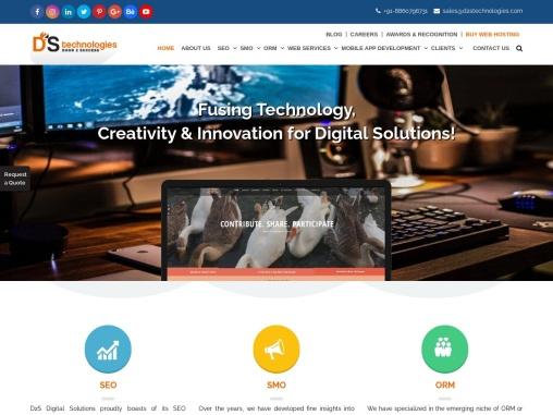 ommerce website development company in Delhi, Noida, India