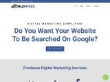 Freelance Digital Marketing | Dale Roxas