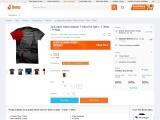 Comfortable Cotton Short Sleeve T-Shirt for Men