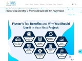 Flutter's Top Benefits & Why You Should Use It in Your Project