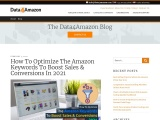 Optimize The Amazon Keywords To Boost Sales