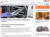COVID-19 Impact on Autoclave in Healthcare Industry