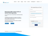 Social Profile Appending- Acquire Social Media Profile Appends