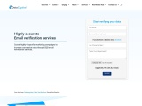 Verified Best Email List Verification Service