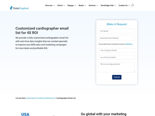 Buy Cardiographer Email List | Cardiographer Mailing Database